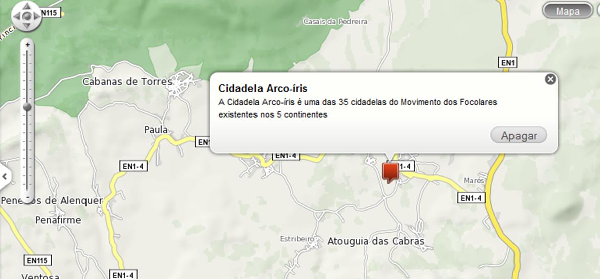 Ver localização no mapa