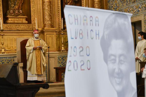 Centenário 20201123Chiara Lubich8Faro